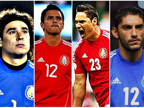 Análisis: Los porteros de la Selección Mexicana para ...