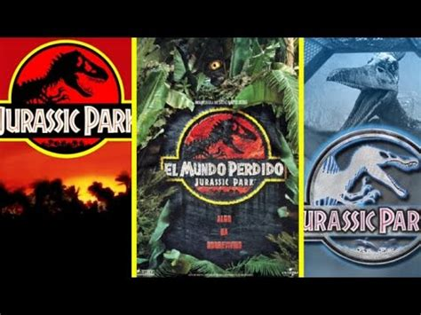 ANÁLISIS SAGA JURASSIC PARK  1993   2001    REVIEW ...