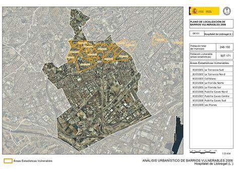 Análisis urbanístico de Barrios Vulnerables    L ...