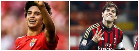 Analysing Joao Felix and his similarities with Kaká