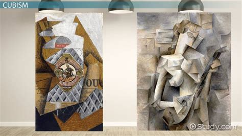 Analytical Cubism vs. Synthetic Cubism   Video & Lesson ...