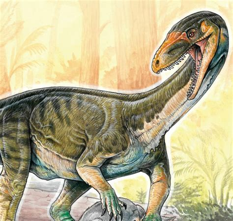 Ancestros de dinosaurios se parecían poco a las especies ...
