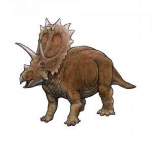 ANCHICERATOPS, the dinosaur with a crown of horns | Dinosaurs