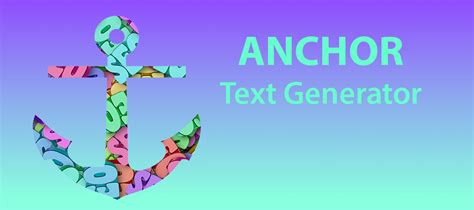 Anchor Text Generator – 8 Free Tools for Effective SEO