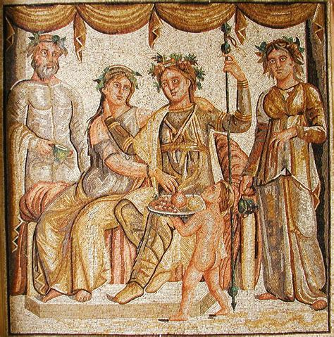 Ancient to Post Medieval History   The Wedding of Ariadne ...