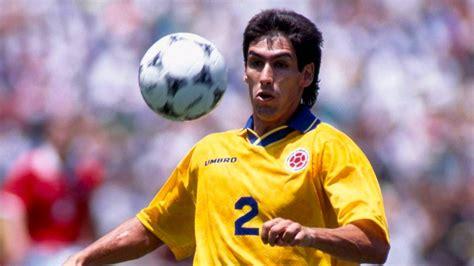 Andrés Escobar: 25 años sin el  Caballero del fútbol    AS ...
