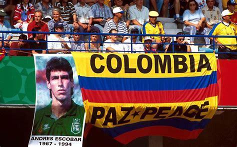 Andrés Escobar: a 26 años de su asesinato   Mediotiempo