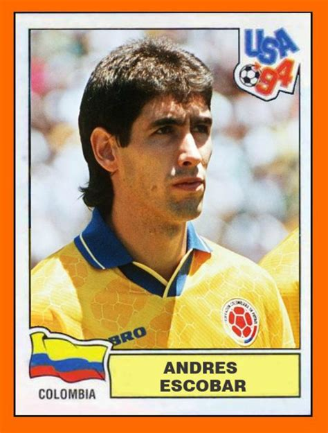 Andres Escobar Remembered: 20 Years On | Colombia Travel ...