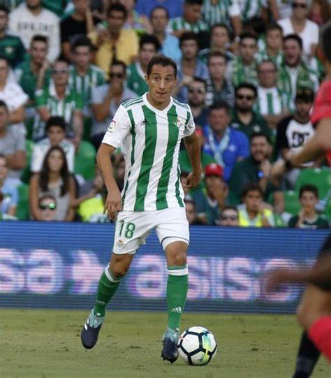 Andres Guardado Has Quickly Impressed With Real Betis