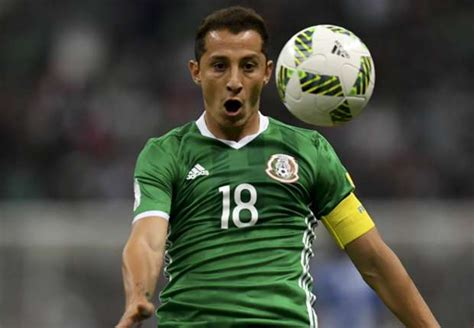 Andres Guardado out of Mexico national team matches with ...