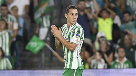 Andrés Guardado para todo en el Betis | MARCA Claro México