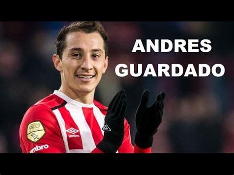 Andrés Guardado Passes, Goals & Assists 2016/2017 ᴴᴰ   YouTube