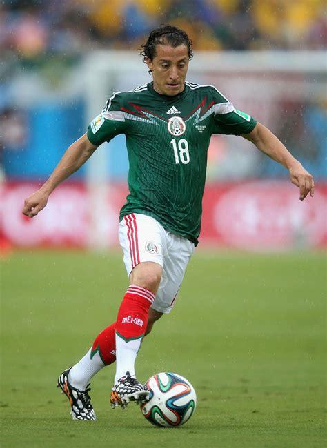 Andres Guardado Photos Photos   Mexico v Cameroon: Group A ...