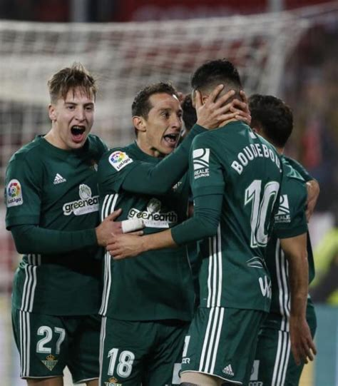 Andres Guardado Real Betis Form Good News For Mexico