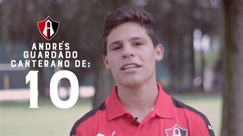 Andrés Guardado... ¡Un canterano de 10!   YouTube