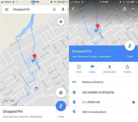 Android ve iOS: Google Maps Uygulamasıyla Mesafe Ölçmek ...