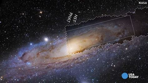 Andromeda galaxy NASA/ESA Hubble Space Telescope   YouTube