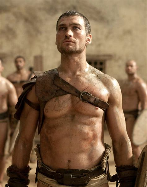 Andy Whitfield, Star of 'Spartacus' Series, Dies at 39 ...