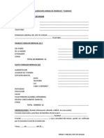Anexo 09 Declaracion Jurada de Gastos | Elecciones ...