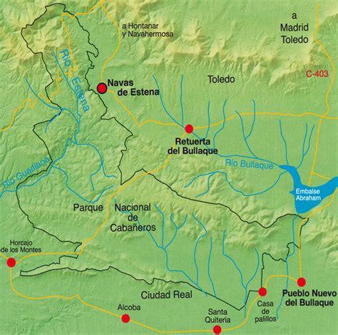 Anfibios y reptiles del Parque Nacional de Cabañeros y ...