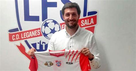 Ángel Gamella, nuevo entrenador del Leganés Futbol Sala ...