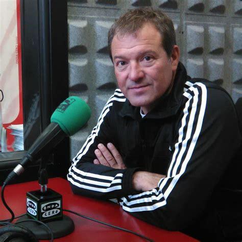 Ángel Viadero, Entrenador Burgos Club de Fútbol / Onda ...