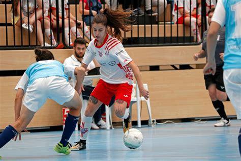 Ángela Roda no continúa en las filas del CD Leganés FS de ...