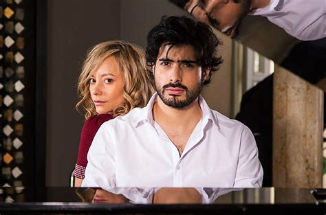 Angélica Blandón regresa al cine con  Fragmentos de amor ...
