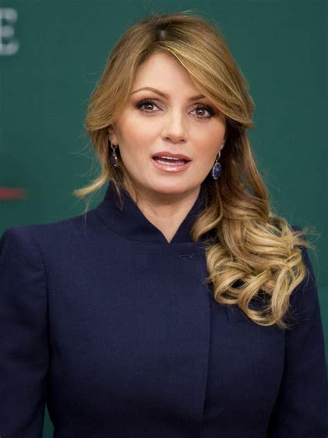 Angélica Rivera,  la gaviota  que reina en México