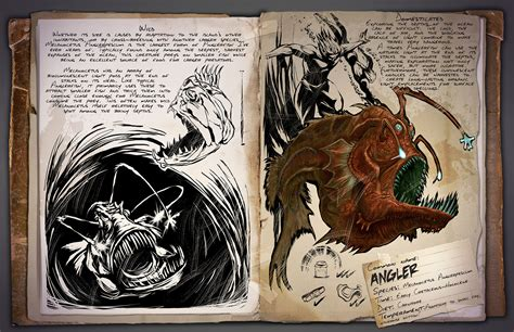 Angler | ARK: Survival Evolved Wiki | FANDOM powered by Wikia
