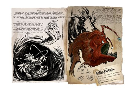 Anglerfish   Official ARK: Survival Evolved Wiki