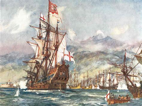 Anglo Spanish War  1654–1660    Wikipedia