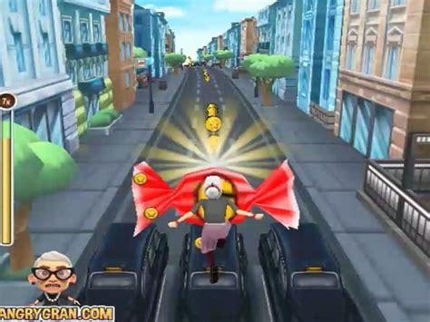 ANGRY GRAN RUN LONDON juego online en JuegosJuegos