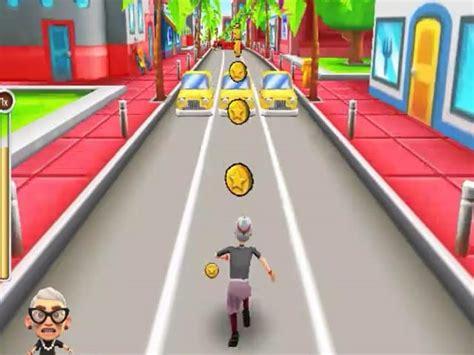 ANGRY GRAN RUN MIAMI juego online en JuegosJuegos