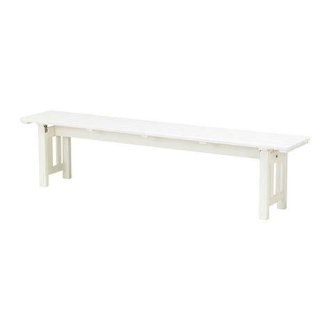 ÄNGSÖ Banco ext   blanco,   IKEA