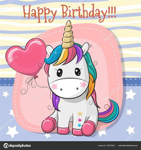 Animado: unicornio | Lindo unicornio de dibujos animados ...