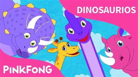 Animal Saurios | Dinosaurios | PINKFONG Canciones ...