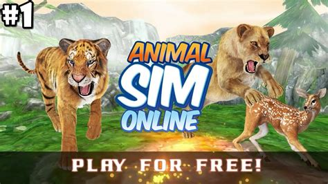 Animal Sim Online: Big Cats 3D By Foxie Games   Android ...