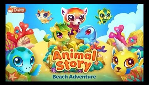 Animal Story: Beach Adventure   Tips, Tricks, Cheats, How ...