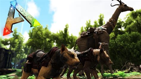 ¡ANIMALES DE ATLAS EN ARK: SURVIVAL EVOLVED!   Ark ...