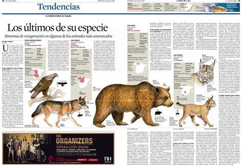animales | Infografía a La Vanguardia | Animales ...
