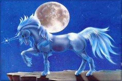 Animales mitológicos: el unicornio.