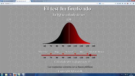 Anímate a hacerte el test de C.I.   Off topic   Taringa!