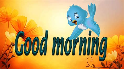 Animated Good Morning Greetings with Inspirational quotes ...