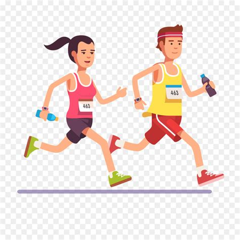 Animation Running Sport Download   jogging png download ...