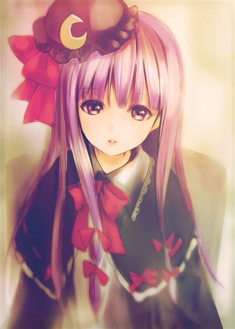 anime, Anime Girls, Patchouli Knowledge, Touhou Wallpapers ...