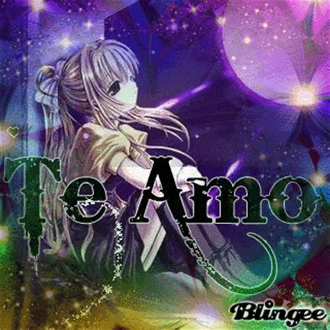 Anime de amor Picture #130738709 | Blingee.com