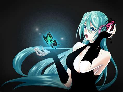 Anime Girl 75 Wallpapers | HD Wallpapers | ID #7407