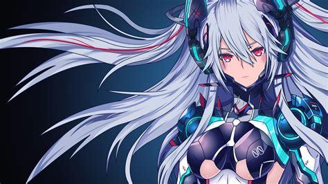 Anime Mecha Girl 4K Wallpapers | HD Wallpapers | ID #25312