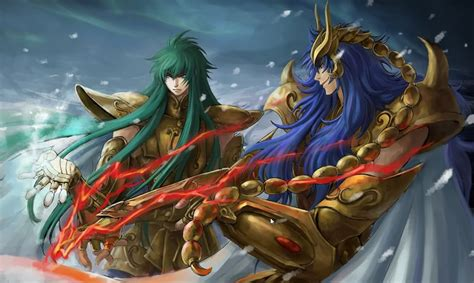 Animes: Saint Seiya   The Lost Canvas